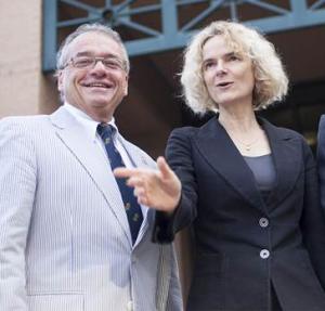 Mark S. Gold, M.D. & Nora D. Volkow, M.D., Director, National Institute of Drug Abuse (NIDA)