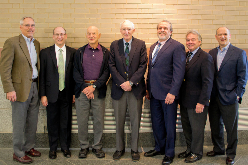 A Tribute to Drs George Aghajanian and George Heniger: Over 100 Years of Leadership, Research, and Mentoring Excellence at Yale (2014)