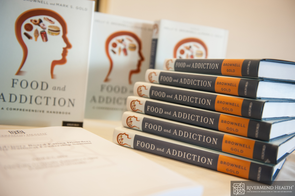 "Dr. Mark Gold's Book, ""FOOD AND ADDICTION: A Comprehensive Handbook"""
