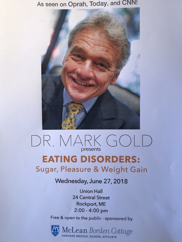 Dr Mark Gold Eating Disorders