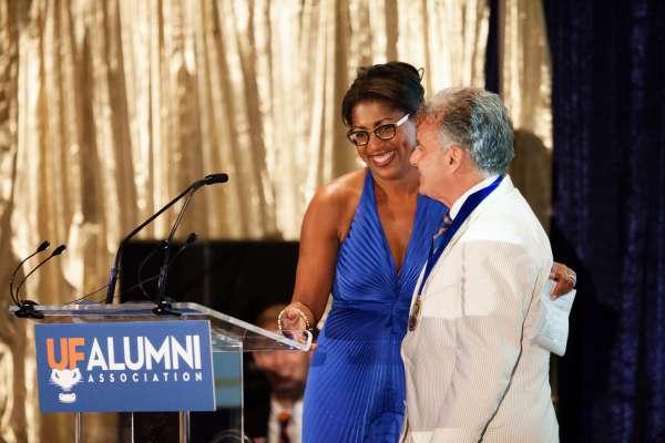 UFAA Distinguished Alumni Professor